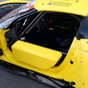 2014 Chevrolet Corvette C7.R GT Factory Race Car Number 003