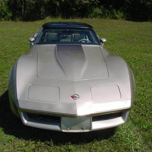1982 Corvette - Collector's Edition - Front View