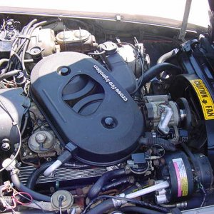 1982 Corvette L83 Engine