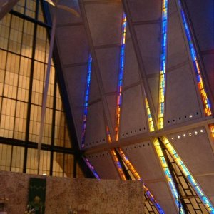 USAFA Chapel Interior (2 of 2)