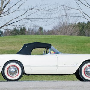 1953 Corvette - #005 out of 300