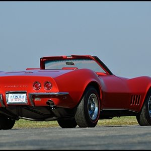 1968 L88 Corvette - The Bounty Hunter