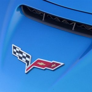2010 Corvette ZR1 - Jetstream Blue Metallic