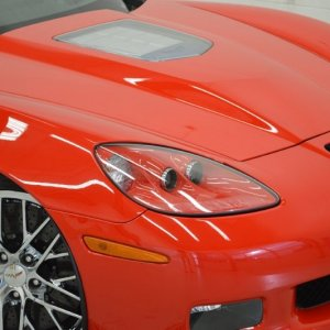 2010 Corvette ZR1 - Torch Red