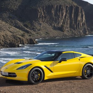 2014 Corvette Stingray - Euro Spec