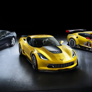 2015 Corvette Stingray Family