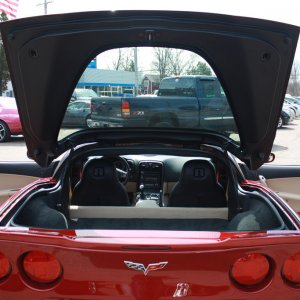 2011 Corvette ZR1 - Crystal Red Metallic