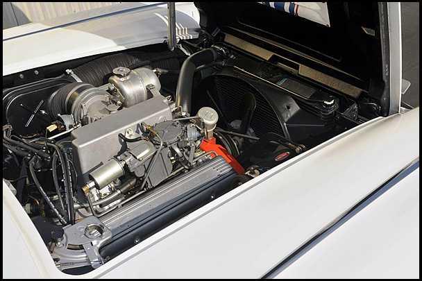 1962 Delmo Johnson/Dave Morgan Sebring Racer