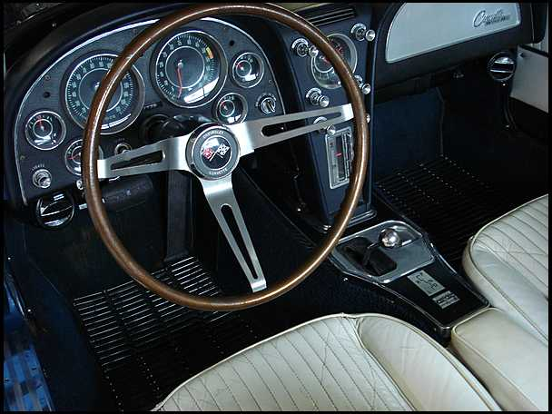 1964 Corvette Coupe - Ozzie Olson GM Styling Car