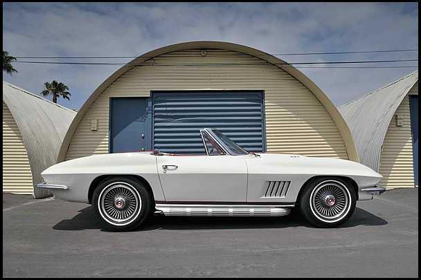 1967 Bill Mitchell COPO Corvette 1