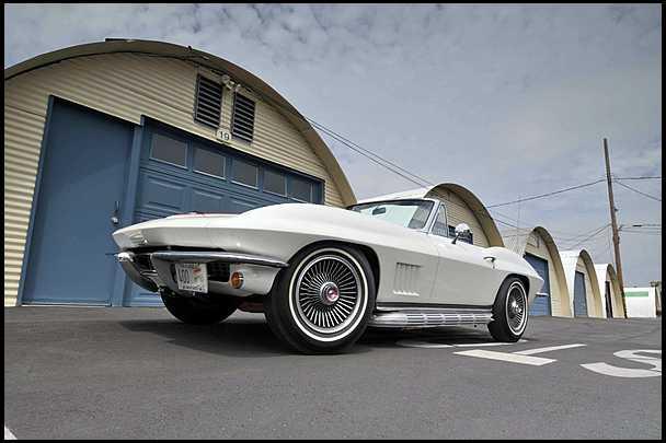 1967 Bill Mitchell COPO Corvette 2