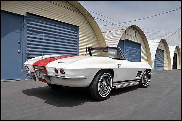 1967 Bill Mitchell COPO Corvette 3