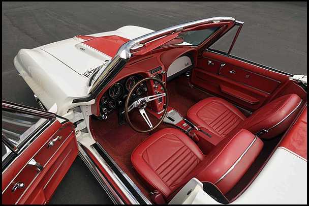 1967 Bill Mitchell COPO Corvette 4