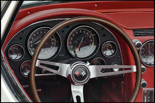 1967 Bill Mitchell COPO Corvette 5
