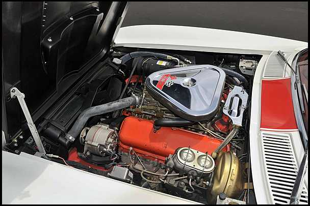 1967 Bill Mitchell COPO Corvette 6