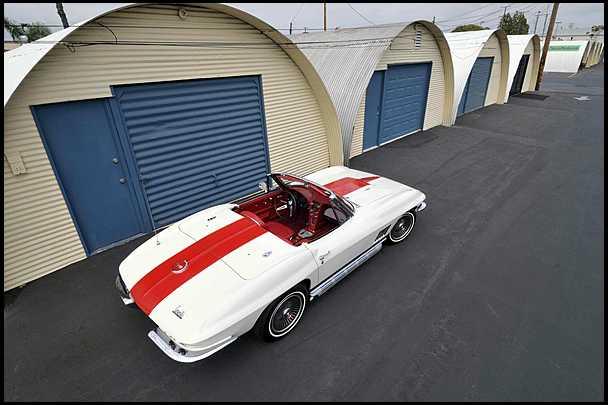 1967 Bill Mitchell COPO Corvette 7