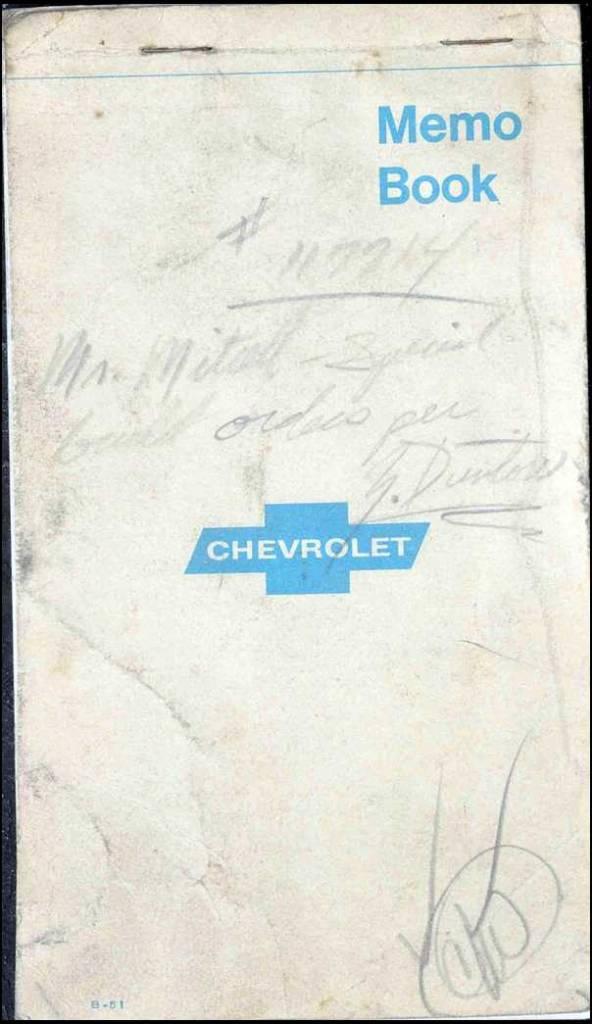 1967 Bill Mitchell COPO Corvette 8