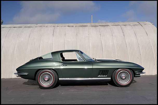 1967 Ed Cole COPO Corvette 1
