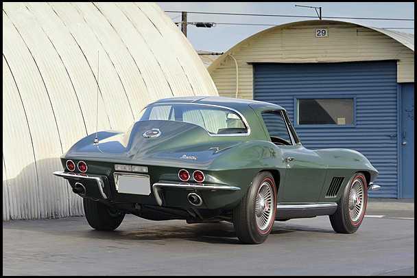 1967 Ed Cole COPO Corvette 3