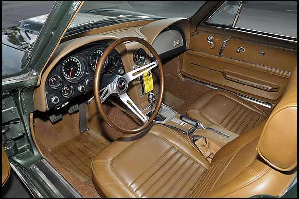 1967 Ed Cole COPO Corvette 6