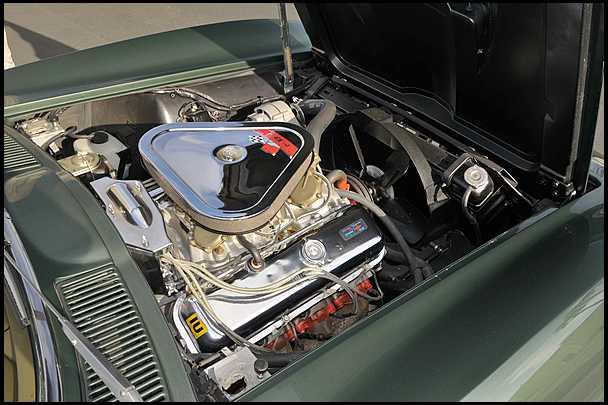 1967 Ed Cole COPO Corvette 7