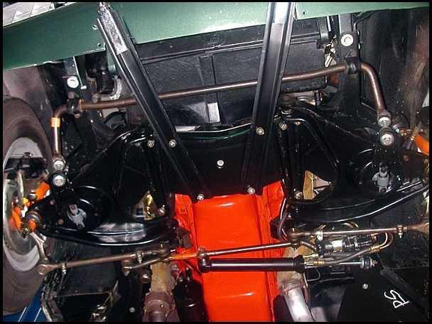 1967 Ed Cole COPO Corvette 8
