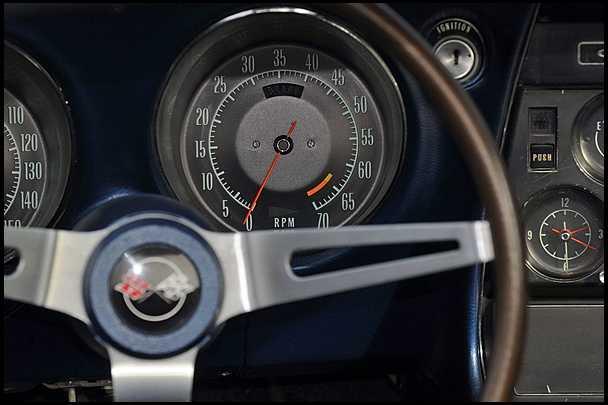1968 Corvette L88 427/430 HP, 4-Speed