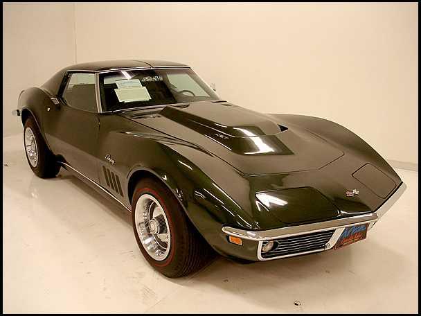 1969 Chevrolet Corvette L88 Coupe - 1 out of 116 - 1