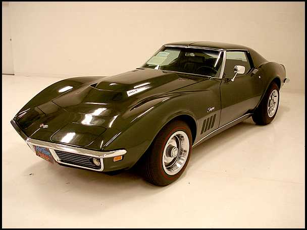 1969 Chevrolet Corvette L88 Coupe - 1 out of 116 - 2