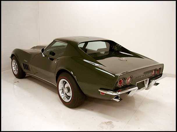1969 Chevrolet Corvette L88 Coupe - 1 out of 116 - 3