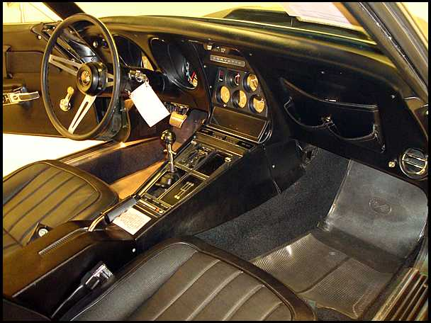 1969 Chevrolet Corvette L88 Coupe - 1 out of 116 - 5