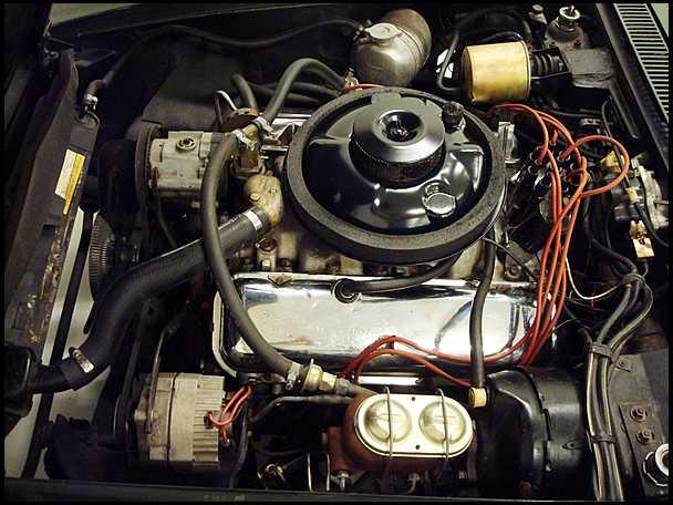 1969 Chevrolet Corvette L88 Coupe - 1 out of 116 - 6