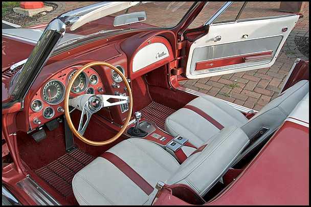 Bunkie Knudsen - 1963 Corvette