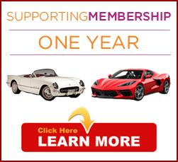 Help support the Corvette Action Center!